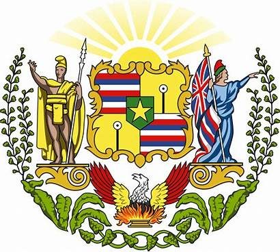 Hawaii Arms Coat Svg Commons Wikipedia Pacific