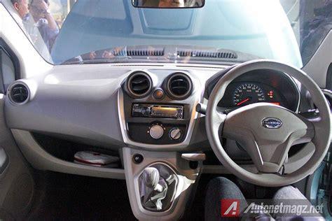 Karpet Karet Datsun Go Panca test drive datsun go panca t active 2014 serayamotor