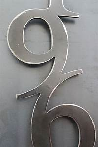 metal house numbers house plan 2017 With metal address numbers and letters