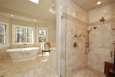 walk in bathroom shower ideas portfolio archive momentum construction