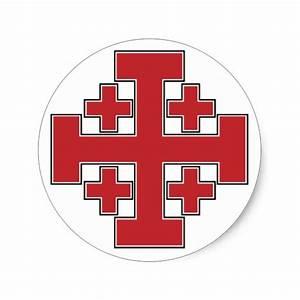 Crusader Cross Red   www.imgkid.com - The Image Kid Has It!