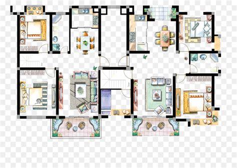 Floor Plan Interior Design Services Graph  Size Chart