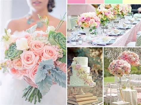 pastel wedding colors pastel wedding color pastel wedding theme kym loulou s