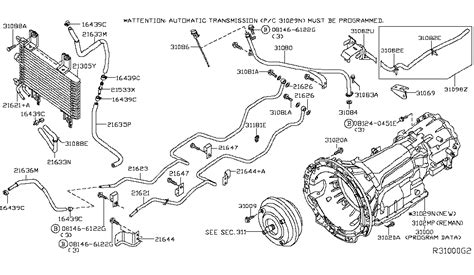 2006 Nissan Pathfinder Engine Diagram by 310cm Ea70cra Genuine Nissan Parts