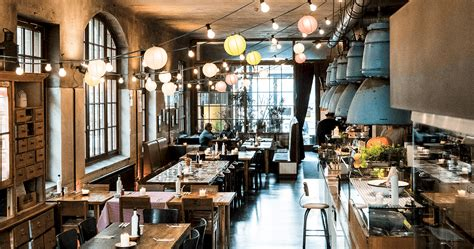 Restaurant Bullerei Speisekarte by Bullerei