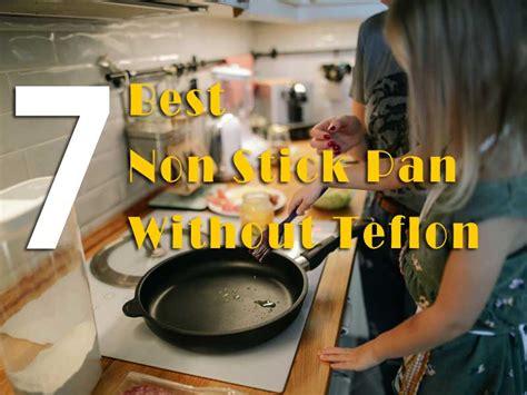 stick non without teflon cookware pan