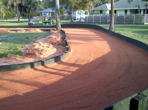 backyard ovalfigure  track rc tech forums