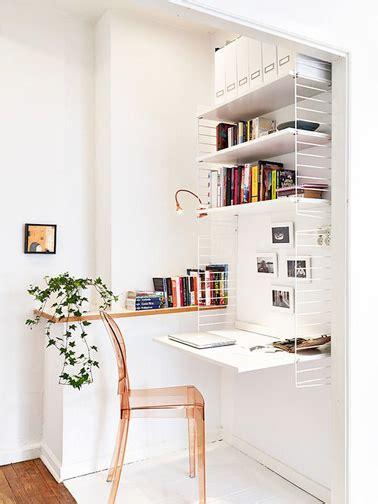 bureau pour petit espace aménagement d 39 un bureau dans un petit espace