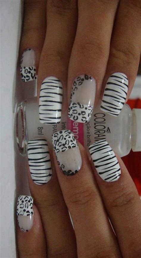 cheetah  leopard nail designs hative