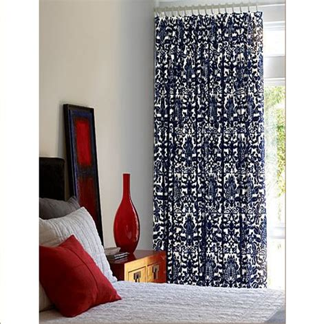 custom cotton or linen drapes curtains made in the usa