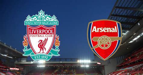 Liverpool vs Arsenal LIVE - score, purpose updates and ...