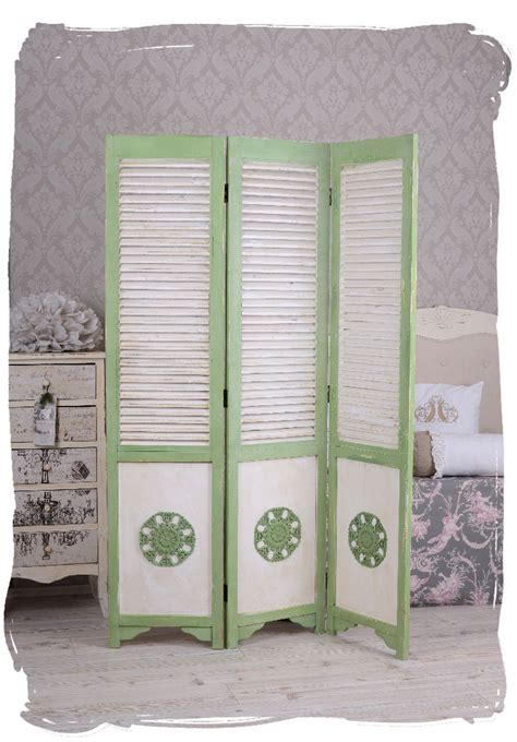 shabby chic room dividers room divider shabby chic spanish wall partition wall vintage paravent ebay