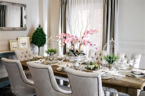Design Inspirations For Our New Dining Room — Classy Glam