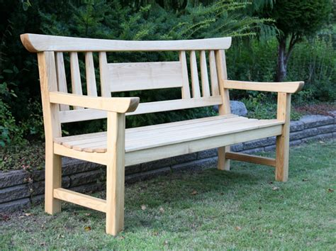 japanese garden bench finewoodworking