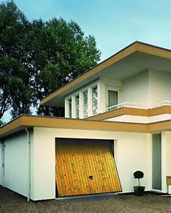 portes de garage basculantes thermique et personnalisable With porte garage basculante bois