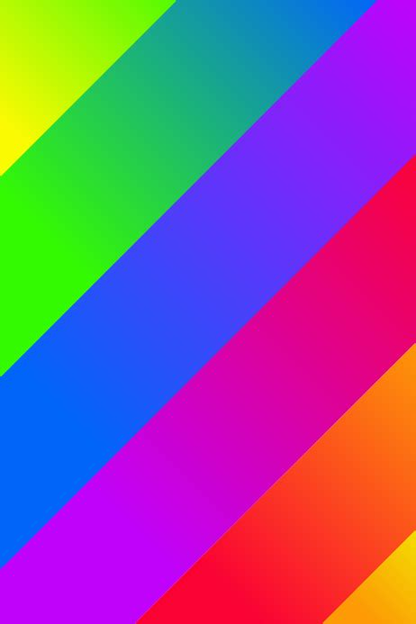 rainbow background  template postermywall