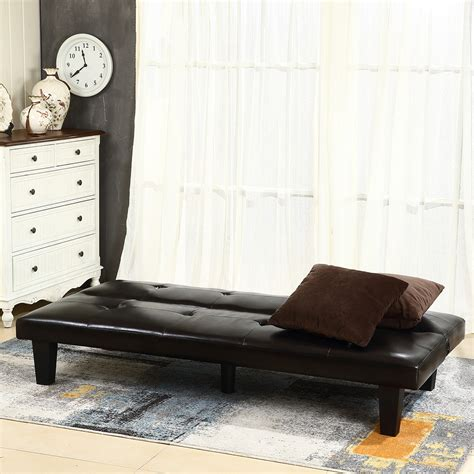 Futon Loveseat Lounger by New Futon Sofa Bed Convertible Loveseat Sleeper
