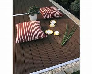Wpc Terrasse Unterkonstruktion : wpc terrassendielen set konsta braun 9 m inkl wpc terrassendielen unterkonstruktion und ~ Orissabook.com Haus und Dekorationen