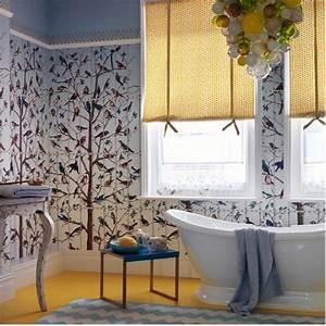 Tapeten Badezimmer Beispiele : 105 wohnideen f r badezimmer einrichtung stile farben deko ~ Markanthonyermac.com Haus und Dekorationen