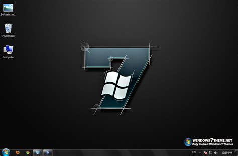theme de bureau windows 7 theme