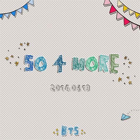 Bts so 4 more mp3 download ilkpop