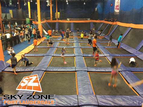 sky zone fort lauderdale coupons    pompano beach
