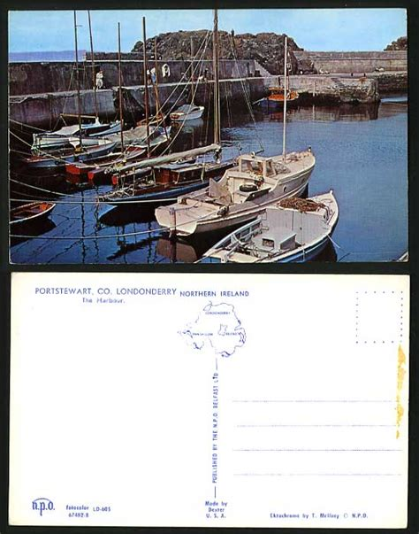 Ebay Boats Northern Ireland by Northern Ireland Ppc Portstewart Co Londonderry Harbour