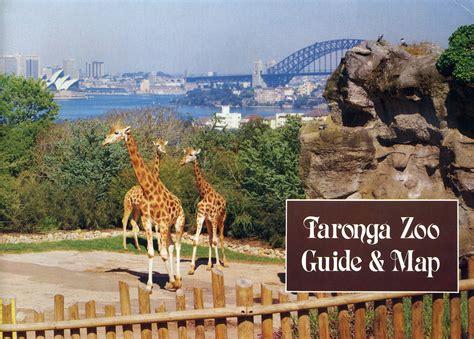les zoos dans le monde taronga zoo