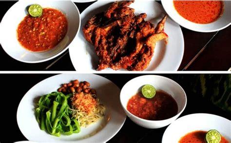 nikmatnya ayam taliwang khas lombok kabarkulinercom