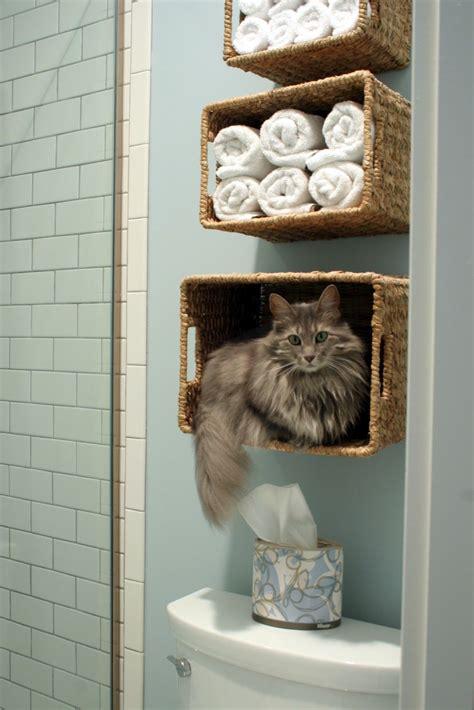 Bathroom Decor Hanging Basket