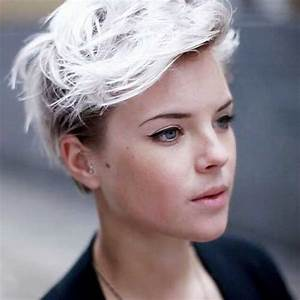 20 Short Cropped Haircuts Short Hairstyles 2017 2018
