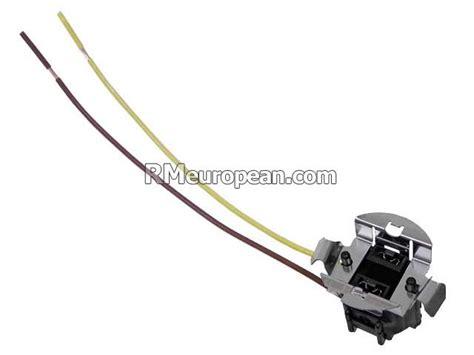 European Wiring Harnes by Mercedes Genuine Mercedes Headlight Wiring Harness
