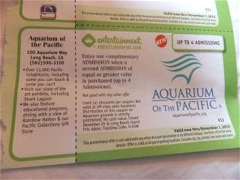 coupons for national aquarium baltimore md
