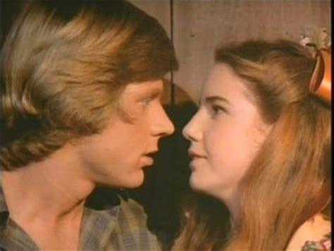le premier baiser de et almanzo la maison dans la prairie que j adore