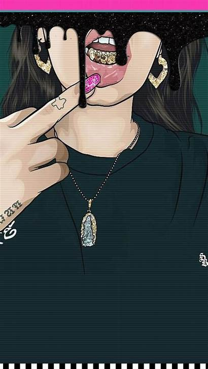 Dope Wallpapers Iphone Girly Backgrounds Trill Money