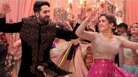 Badhaai Ho Song 'morni Banke' Sees Sanya Malhotra
