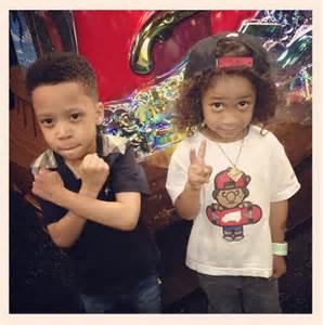 Lil Wayne Son
