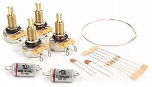 Guitar Wiring Upgrade Kit