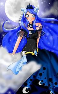 .: Princess of the Night ~ MLP FIM Gijinka :. by ...