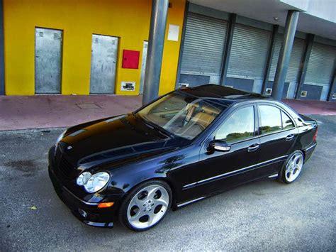 Sessão fotográfica por daniel martins. Mercedes-Benz C-class W203 on SLR wheels | BENZTUNING