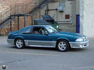 1993 Mustang Gt  Perfect Color Combo