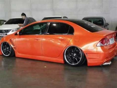 Modified Civic Cars by Honda Civic Modified Altered Cars