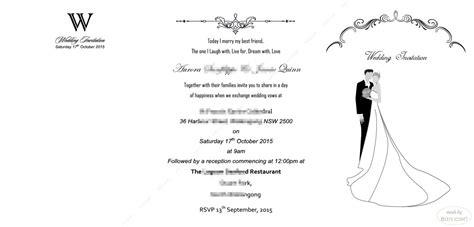 wedding invitation templates biziv promotional products