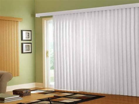 bloombety sliding door window treatments with white