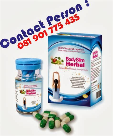 harga obat pelangsing paling manjur body slim herbal