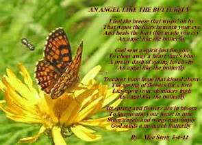 Poems About Butterflies