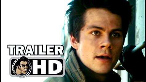 dylan o brien movies 2018 maze runner 3 the death cure official trailer 2018