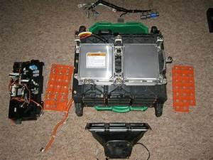 Analyzing  Refurbishing  Repairing A Dead Hybrid Battery