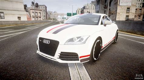 Audi Rs Four by Audi Tt Rs 2010 Quattro For Gta 4