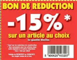 Les Direct Bon De Reduction by Hubo Promotion Bon De Reduction 15 Sur Un Article Au